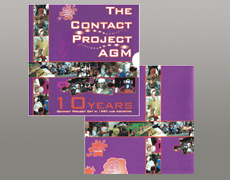 The Contact Project - 10 Years DVD