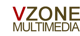 VZONE MULTIMEDIA - Logo